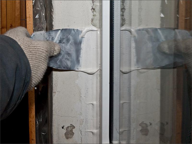 Все просто - как правильно вставить пластиковые окна stroim-.